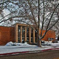 First Presbyterian Church - Winter, Огден