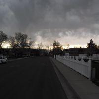 Cloudy day in Orem, Орем