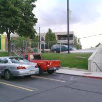 UVU LDS Institute Parking, Орем