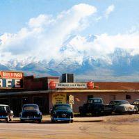 Bill & Ivas Cafe in Orem, Utah, Орем