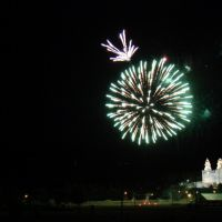 Fourth of July Fireworks, Плисант-Гров