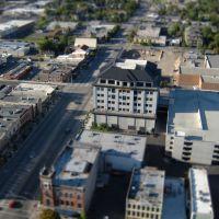 Wells Fargo Aerial (Miniature), Прово