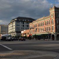 Provo Downtown streets, Прово