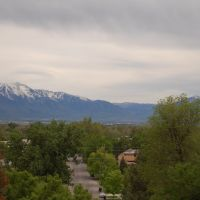 Provo From BYU By Chris Yoder, Прово