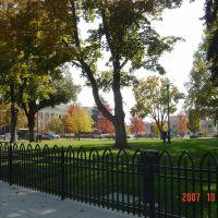 Provo Tabernacle Gardens, Прово