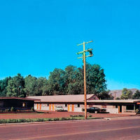 Park-Vu Motel in Richfield, Utah, Ричфилд