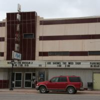 The cinema on Main St - Richfield - Utah, Ричфилд