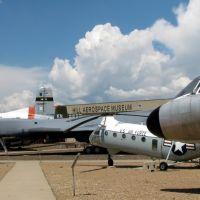 Hill Aerospace Museum, UT, USA., Рой