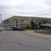Hill Aerospace Museum, Рой
