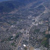 Layton Aerial N. Salt lake city, Рой
