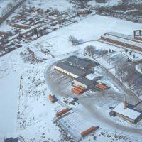 Busses in Winter., Русвельт