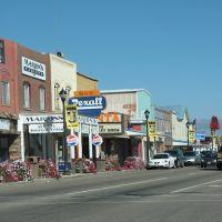 main street (N. 200 E.), Roosevelt, Utah, Русвельт