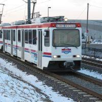 Light Rail - Sandy, UT, Санди