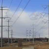 Power Lines, Санди