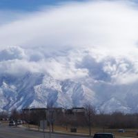 Wasatch Mountains, Санди
