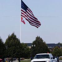 巨大国旗(www.hiroko.cn), Санди