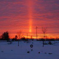 Volcanic Sunset, Сансет