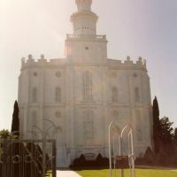 St.George -LDS Temple, Сант-Джордж