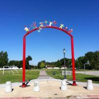 Odyssey Elementary School and Astro Camp - Playground, Саут-Огден