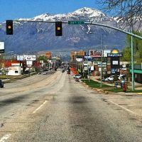 34th street Ogden, Utah USA, Саут-Огден