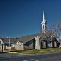 LDS Chapel & Meeting House, Саут-Огден
