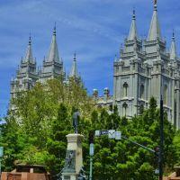 Salt Lake Temple (Salt Lake City), Солт-Лейк-Сити