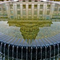 slc capitol reflection, Солт-Лейк-Сити