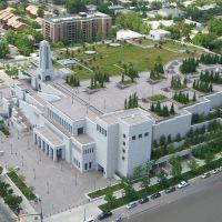 LDS conferance center, Солт-Лейк-Сити