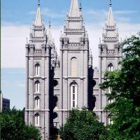 Salt Lake Temple, Солт-Лейк-Сити