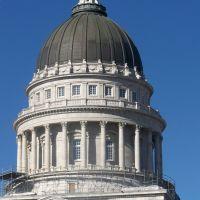 Cupula del Capitolio, Солт-Лейк-Сити