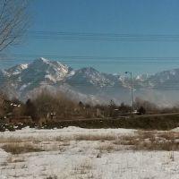 Wasatch Mountains, Тэйлорсвилл