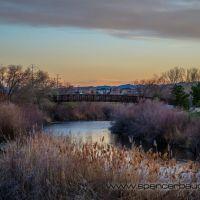 jordan river parkway pedestian bridge, Тэйлорсвилл
