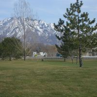 Mount Olympus from Fore Lakes Golf Course, Тэйлорсвилл