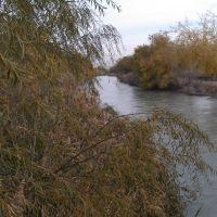 Jordan River from Bridge, Тэйлорсвилл