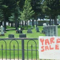 People are dying to come to the sale, Харрисвилл