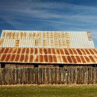 Manti Barn, Харрисвилл