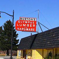 Burton Lumber - Olympus Lumber and Hardware, Холладей