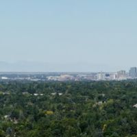 Downtown Salt Lake City Panorama, Холладей