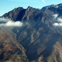 Mount Olympus Aerial View, Холладей