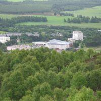 View to Macdonald Aviemore Highland Resort, Авимор