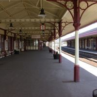 Railwaystation, Авимор
