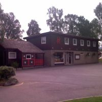 High Range Motel Reception in Aviemore, Авимор
