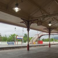 Aviemore Train Station, Авимор
