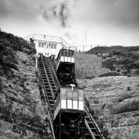 East Cliff Funicular - Bournemouth, Борнмут