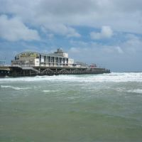 Bournemouth pier..U.K., Борнмут