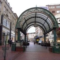 Bournemouth - Old Christchurch Road, Борнмут