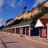 Beach Huts, Bournemouth, Борнмут