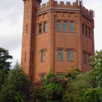 Victorian Water Tower, New Milton, Милтон Кинз