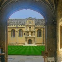 Wadham College, Oxford, Оксфорд