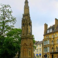 Martyrs Monument, Oxford, Оксфорд